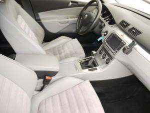 Volkswagen Passat B6 - front inside