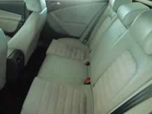 Volkswagen Passat B6 - back inside