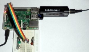 Raspberry Pi 2 model B - SDR-RTL - 433MHz