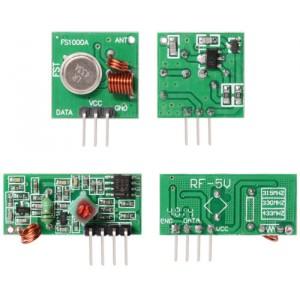 433MHz - Receiver / Transmitter